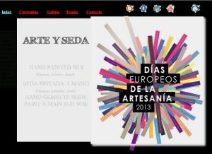 Arte y seda supports days of craft