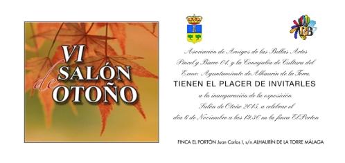 INVITACIÓN(19.30horas)
