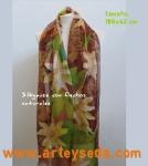 Painted silk by Arte y seda