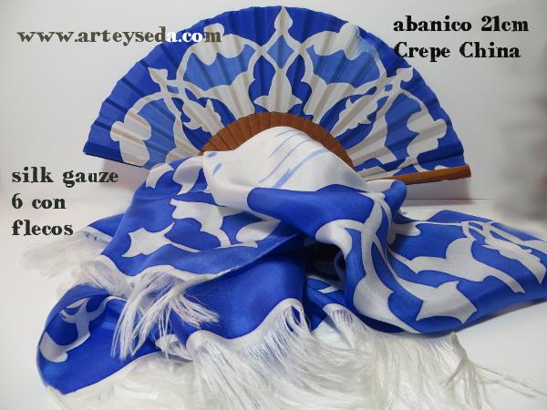 arte y seda conjunto