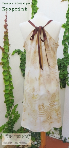 Back Dress (100% cotton)